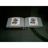 Super Mario 64 Para Nintendo 64 Japones