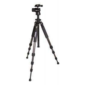 Tripé Fotográfico Metálico 1,6 Metros Canon, Nikon, Sony