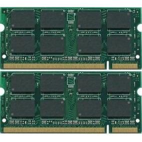 Memoria 4gb 2x 2gb Apple Imac Intel Core 2 Duo 17 Superdrive
