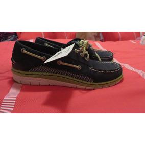 Zapatos Sperry Top Sider Talla 8.5 Usa 42.5 Ecu 27.1 Cm Pie