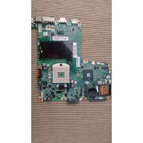 Placa Mãe Notebook Cce D23l (queimada)