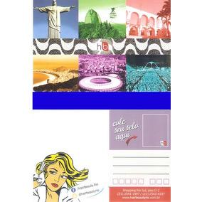 Cartão Postal Rio De Janeiro 2018 Lote De 10 Unidades.
