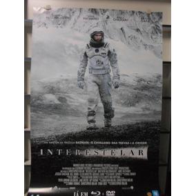 Poster Interestelar - Frete 8,00