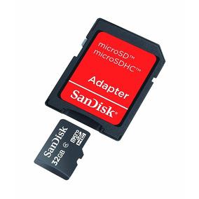Cartão Micro Sd Sandisk 32gb