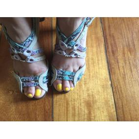 5f8bda5d0 Sandalia De Salto Tamara Masculino - Calçados, Roupas e Bolsas no ...