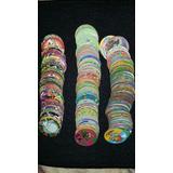 Tazo Cards Figurinhas Looney Tunes, Animaniacs, Tiny Toon
