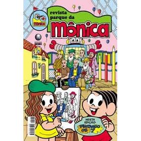 Revista Parque Da Mônica No 146