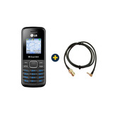 Lg B220 + Conector Rural Radio Dual Sim R$ 129.99