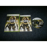 Tomb Raider Underworld Completo Para Xbox 360,excelente