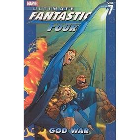 Marvel Ultimate Fantastic Four - God War - Volume 7