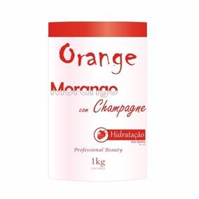 Orange Hidratação Morango Com Champagne 1kg