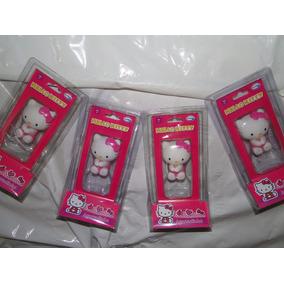 04 Boneca Agarradinho Hello Kitty De Vinil 10 Cm