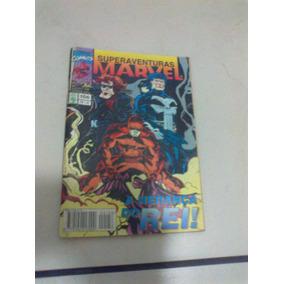 Revista Superaventuras Marvel 156 Ed Abril Jovem Demolidor