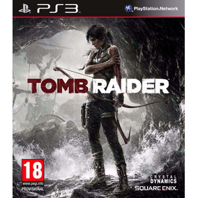 Tomb Raider 2013 - Ps3 - Português Ou Inglês - Original Psn