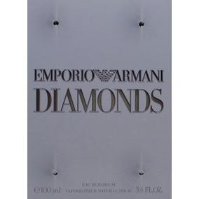 6ea5269143094 Emporio Armani Diamonds Feminino Edp 30ml - Beleza e Cuidado Pessoal ...