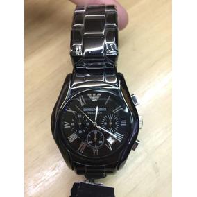 ec1efe05bd3 Relógio Empório Armani Ar1413 Ceramica Original Na Caixa - Relógios ...
