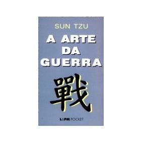 Livro-a Arte Da Guerra:sun Tzu-l&pm Pocket-perfeito Estado