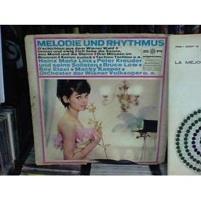 Lote De 3 Discos Vinilos Ritmo Jazz Melodico