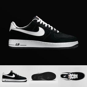 82e276ecb6d70 Nike Air Force Blancas Con Negro - Zapatillas en Mercado Libre Perú