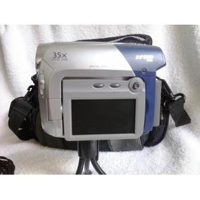 Camara De Video Canon Minidv Zr800 35x Zoom