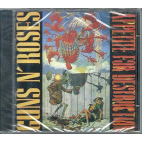 Cd-guns N Roses-appetite For Desctruction