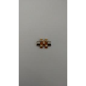 a9a700a4f5a Elo Para Relogio Rolex 1600 Jubileu Aço Ouro E Brilhantes