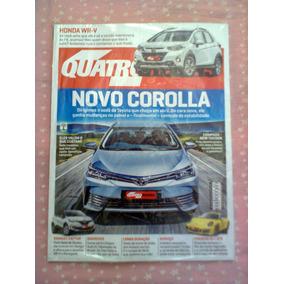 *jl Revista Quatro Rodas Ed.693 - Março 2017*