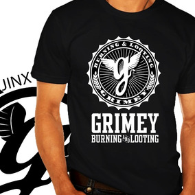 Playera Grimey Athletics Sports Deportes Gimnasio dffd205d857