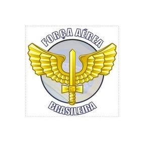Adesivo Fab - Força Aérea Brasileira Frete Grátis Brasil