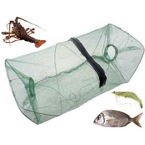 Trampa Pesca Para Crustáceos, Peces + Navaja + Envio Gratis