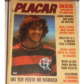 Revista Placar Nº 338 - Out/1976 - Pôster Corinthians