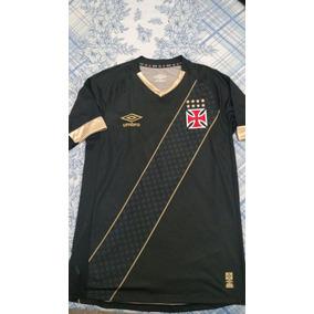Camisa Vasco Preta Dourada - Camisa Masculino 51cf2e55c2f67