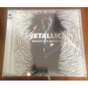 Metallica Mexico City Magnetic June 4, 2009 (2cds)