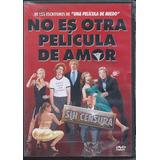 No Es Otra Película De Amor Dvd Nacional Nuevo