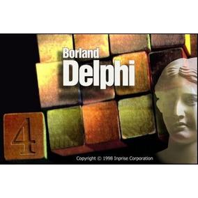 Curso Delphi Básico Ao Avançado Apenas 12 Dvds