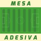 Adesivo Mesa Futebol De Botão Personalizado Quinho