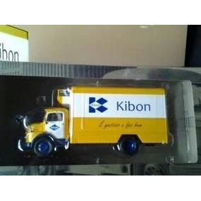 O Mais Barato Caminhão Brasileiro Mercedes Kibon 1:43 Mb1113
