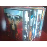 Coleção Filmes Ação E Aventura 10 Títulos 13 Discos Original
