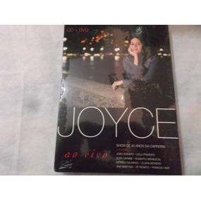 Dvd+cd Joyce Ao Vivo Show De 40 Anos Lacrado E7b6