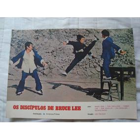 Cartaz Do Filme Os Discípulos De Bruce Lee