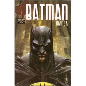 Batman Manga Volumes 1 E 2 Kia Asamiya Mythos Editora