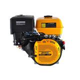 Motor Estacionário A Gasolina 13cv 4t Partida Manual Zmax