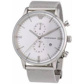 8c67a508506 Relogio Emporio Armani Ar0390 Original - Relógios De Pulso no ...
