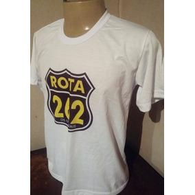 Camiseta Rota 262 A Rota Da Morte Com Frase Curta E Seu Nome 7f23daeff4c