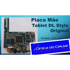 Placa Mãe Tablet Dl Style L- Style T71 G71 (retirada Peças)