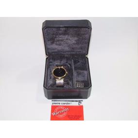 798a6a7bec1 Relogio Pierre Cardin Quartz - Relógios De Pulso no Mercado Livre Brasil