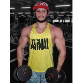 Camiseta Regata Cavada Maromba Animal Universal Musculação 2283be002da