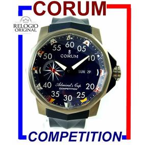 Corum Admiral´s Cup Competition Titânio Auto Imponente 48 Mm
