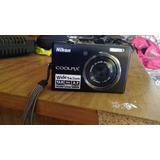 Cámara Fotográfica Nikon Coolpix S570