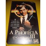 Vhs - A Profecia 3 O Conflito Final